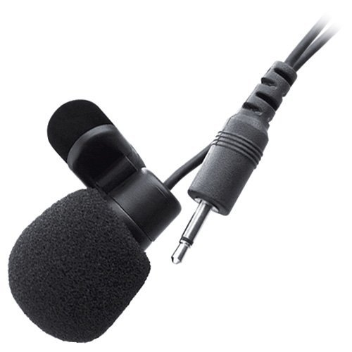 The external microphone