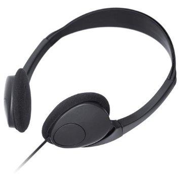 The stereo headphones
