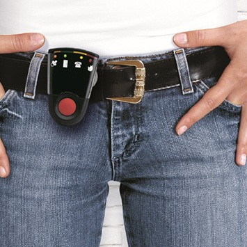 The Pager receiver